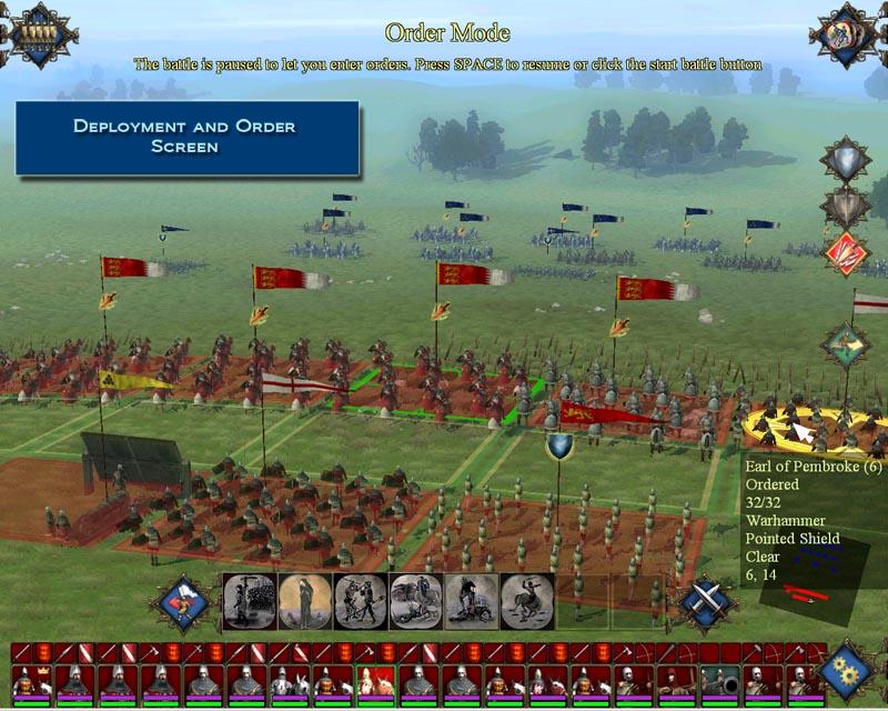 скачать игру Great Battles Medieval через торрент img-1