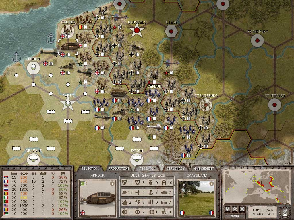Upcoming tablet games from historicon gary grisbys world at war pcios publicscrutiny Images